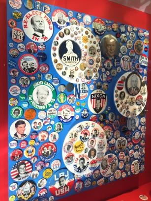 Presidential memorabilia